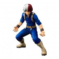 01-18226 My Hero Academia - Banpresto  World Figure - Colosseum Modeling  Academy - Super Master Stars Piece -  The Shoto Todoroki - The Brush