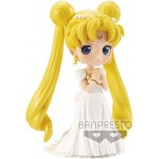 01-35913  Pretty Guardian Sailor Moon  Q Posket PVC Figure - Princess Serenity