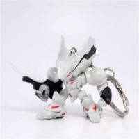 01-75639 Brain Powerd Gashapon Swingers Keychain - White Anitbody