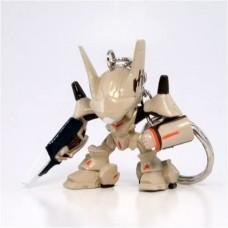 01-75639 Brain Powerd Gashapon Swingers Keychain - Tan Anitbody