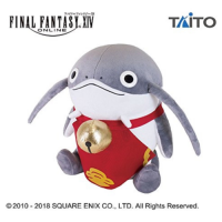 02-49200 Taito Tokudai Plush Doll Final Fantasy XIV - Namazu