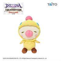 02-56400 Final Fantasy Dissidia Theatrhythm All Stars Moogle X Chocobo Plush