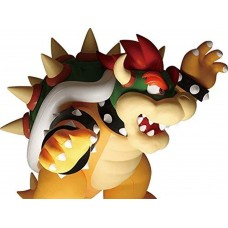 02-89000 Taito Super Mario Brothers Ultra Big Action Figure Japan Import Exclusive - Bowser
