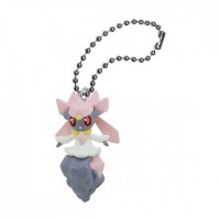 02-89997 Pokemon XY The Movie Swing / Mascot Pokemon 2014 Movie Special 200y - Diancie