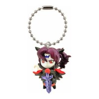 02-92207 Puzzles and Dragons God Festival Super Deformed Figure Mascot Swinger 200y - Fallen Angel Lucifer