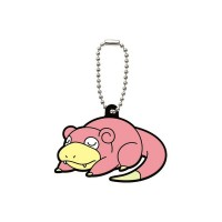 02-06540 Pocket Monster Xy&Z  Pokemon Capsule Rubber Mascot  Vol. 2 300y - Slowpoke