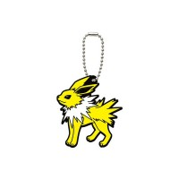 02-06540 Pocket Monster Xy&Z  Pokemon Capsule Rubber Mascot  Vol. 2 300y - Jolteon