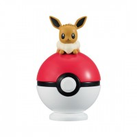 02-22607 Bandai  Pocket Monster Pokemon Tamanori (Ball Balancing) Collection 300y - Eevee