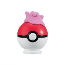 02-22607 Bandai  Pocket Monster Pokemon Tamanori (Ball Balancing) Collection 300y - Ditto