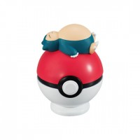 02-22607 Bandai  Pocket Monster Pokemon Tamanori (Ball Balancing) Collection 300y - Snorlax