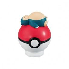 02-22607 Bandai  Pocket Monster Pokemon Tamanori (Ball Balancing) Collection 300y - Snorlax