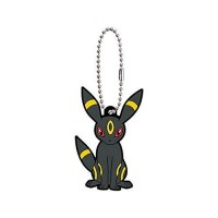 01-36243 Pokemon Sleeping Eevee Evolution Capsule Rubber Mascot Ver. 2 300y - Umbreon