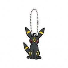 01-36243 Pokemon Sleeping Eevee Evolution Capsule Rubber Mascot Ver. 2 300y - Umbreon