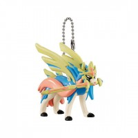 02-41769 Pokemon Sword and Shield Mini Figure Mascot Swing Key chain  300y - Zacian