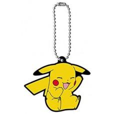 02-41971 Pokemon Capsule Rubber Mascot Vol. 11 300y - Pikachu