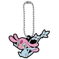 02-41971 Pokemon Capsule Rubber Mascot Vol. 11 300y - Mesprit