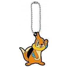 02-41971 Pokemon Capsule Rubber Mascot Vol. 11 300y - Buizel