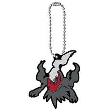 02-41971 Pokemon Capsule Rubber Mascot Vol. 11 300y - Darkrai