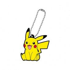01-47327 Pokemon Capsule Rubber Mascot Pt 12 300y - Pikachu