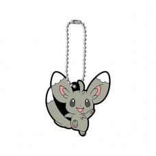 01-47327 Pokemon Capsule Rubber Mascot Pt 12 300y - Minccino (Chillarmy)
