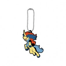 01-47327 Pokemon Capsule Rubber Mascot Pt 12 300y - Keldeo
