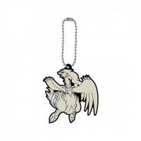 01-47327 Pokemon Capsule Rubber Mascot Pt 12 300y - Reshiram
