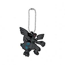 01-47327 Pokemon Capsule Rubber Mascot Pt 12 300y - Zekrom