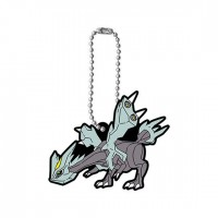 01-47327 Pokemon Capsule Rubber Mascot Pt 12 300y - Kyurem