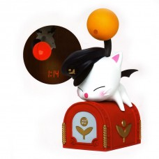 02-82700 Final Fantasy XIV: A Realm Reborn Moogle Mail Box Projection Clock