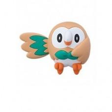 02-10539 Pokemon Sun & Moon - Pokemon Style Figure Sun & Moon 380y - Rowlet (Mokuroh)