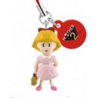 02-81226 Mother 2 (Earthbound) Mini Mascot Strap Swinger 200y - Paula