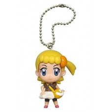 02-83879 Pokemon Pocket Monster XY&Z Deformed Figure Series Mini Trainer Mascot  Keychain / Swing 300y - Bonnie