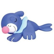 02-85230 Pokemon Sun & Moon Oyasumi Good Night Friends Mini Figure 200y - Popplio