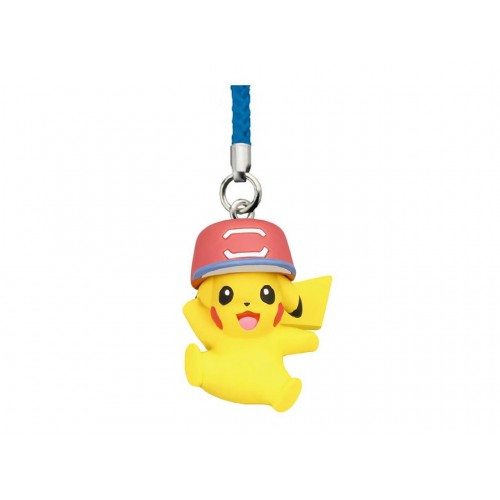 Takara Tomy Pokemon XY/&Z Deformed Figure Series mini Mascot Ash Ketchum サトシ