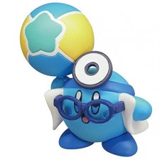 02-86161 Takara TOMY A.R.T.S Kirby's Adventure  Deluxe  Battle Royale  Manmaru Mini Figure Mascot 200y - Doctor Kirby