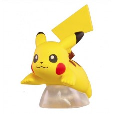 02-87025 Pokemon Kanto Region Ippai Character Collection Mini Figure 300y - Pikachu