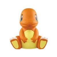 02-87252 Pokemon Sun & Moon Soft Vinyl Sofubi Figure 300y - Charmander
