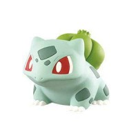02-87252 Pokemon Sun & Moon Soft Vinyl Sofubi Figure 300y - Bulbasaur