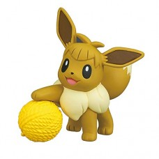 02-87298 Pokemon Sun & Moon  Nuku Nuku Yarn Ball Warm/Snugly Time 200y - Eevee