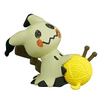 02-87298 Pokemon Sun & Moon  Nuku Nuku Yarn Ball Warm/Snugly Time 200y - Mimikyu