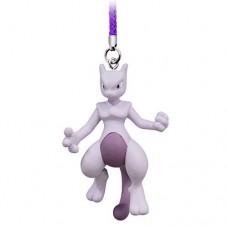 02-87674 Pokemon Netsuke Mascot Mewtwo Strikes Back Evolution Figure Mascot Strap 200y - Mewtwo