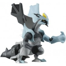 02-45438 MHP-01 Pokemon B+W Monster Collection Hyper Size Series - Black Kyurem 800y