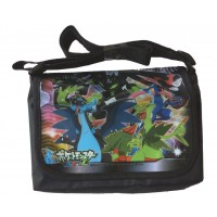 02-16090 Marusho Pokemon XY&Z Mini Messenger Bag