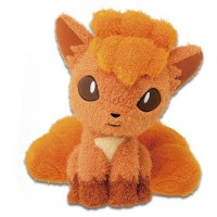 02-39679 Pokemon Sun and Moon Plush  Vulpix