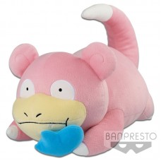 02-39681 Pokemon Sun and Moon Mega Jumbo Plush  Slowpoke