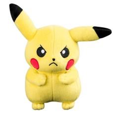 T19310 TOMY Pokemon  Plush - Angry Pikachu