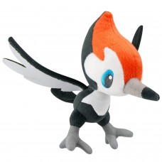 T19393 TOMY Pokemon  Plush - Pikipek