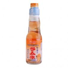 0X-76871 Shirakiku Carbonated Ramune Drink - Orange