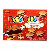 0X-00701 Bourbon Every Burger Chocolate  Cookie 2.32 Oz 66g