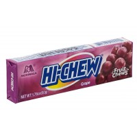 0X-00001 Morinaga Hi-Chew Grape 1.76 Oz 50g